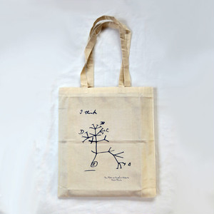 Darwin Collection: I Think Tote Bag/エコバッグ・トートバッグ