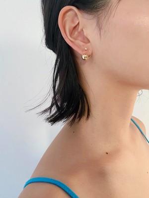 tiny ball pierce (gold)