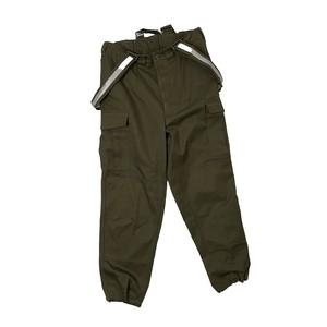 【古喜利】Austrian Armed Forces Suspenders Pant /OD Green/Reflector TAKIBI Special