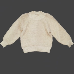 KID MOHAIR SWEATER
