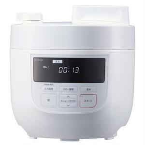 siroca 電気圧力鍋 SP-4D151(W)
