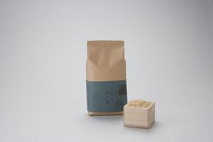 はさがけ1.5キロ(10合)玄米 こしひかり自然栽培