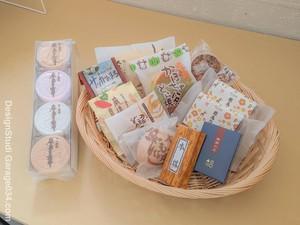 オフィス用置き和菓子【竹】(頻度:月2回、6か月間)