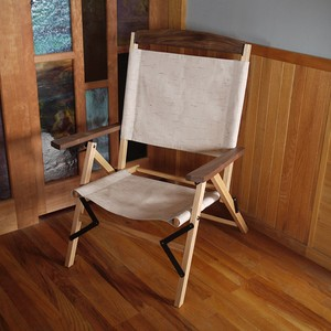 """KachaKacha Mid Chair   """"Linen""""(カチャカチャ チェア  """"リネンカラー"""")"""