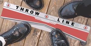 1st album「Throw Line」