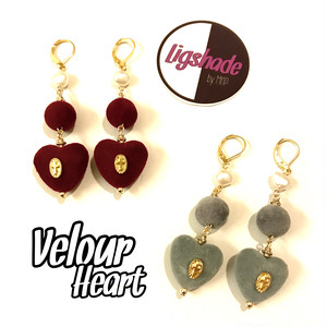 【No.1225】Velour✴︎heart