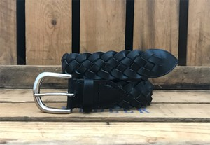 RE.ACT Buttero Mesh Belt Black