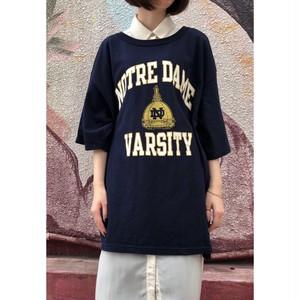 """Champion"" Oversize Collage T Shirt / USA製チャンピオンオーバーサイズカレッジT"