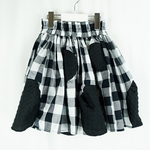 SWITCHING DOTS DM SKIRT / LL