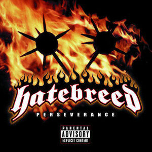 【USED】HATEBREED / PERSEVERANCE
