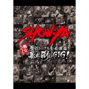 歴代シングル全曲披露!暴れ倒しGIG!【DVD】