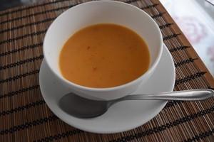 美肌健康スープ(酵素野菜さつまいもとにんじんのポタージュ)