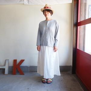 20周年記念企画 白のパッチワーク スカート 11SK25 サイズ2