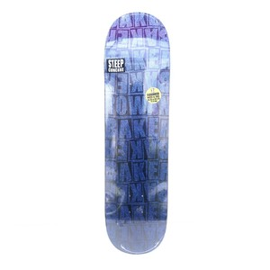 Baker skateboards / Rowan Pile Blue B2 Deck 8.25