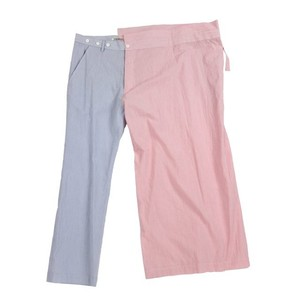 侗族 Tong Pants 2tone  / MIAO BLUE