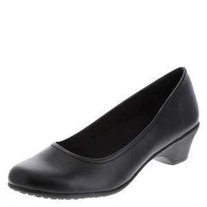 【雨やレストランでも滑りにくい!】CA愛用パンプス 25.5cm〜30cm 低反発インソール 安全靴 超耐滑作業靴  レストラン