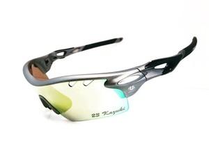 【再入荷】UPSETサングラス レンズ3種類、専用ケース付き