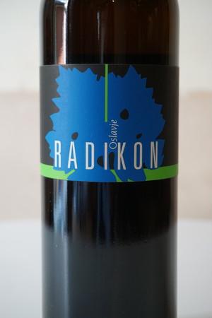 Oslavje 2009 500ml / Radikon( オスラーヴィエ / ラディコン )