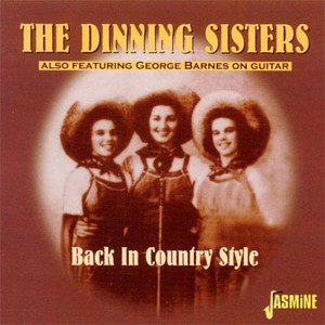 CD 「BACK IN COUNTRY STYLE  /  DINNING SISTERS」