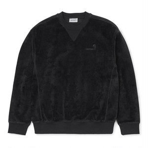 Carhartt  UNITED SCRIPT SWEATSHIRT - Black