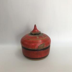 インド骨董 ビンディーボックス