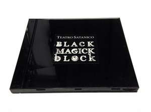 [USED] Teatro Satanico - Black Magick Block (2008) [CD]