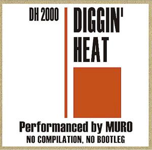【CD】Muro - Diggin'Heat 2000 (Remaster Edition)