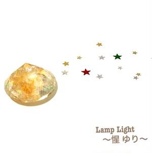 オルゴナイト ダイヤモンド型 『灯火』