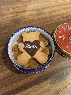 メルシーくま缶