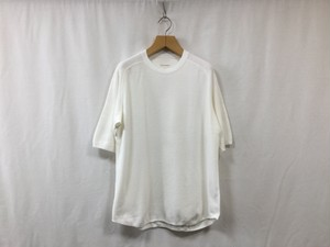 "CURLY"" CLOUDY H/S TEE WHITE"""
