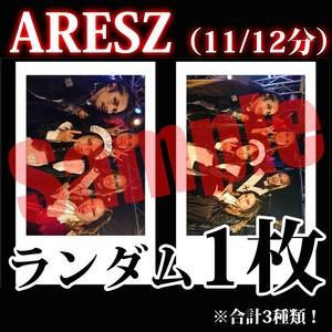 【チェキ・ランダム1枚】ARESZ(11/12分)