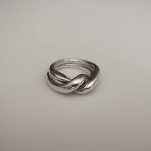 Twister - Ring  #Silver925