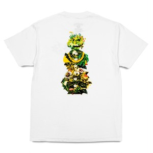 QUARTERSNACKS / BOTANICAL SNACKMAN -WHITE-