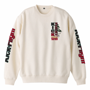 キックフライトCREWNECK(ver.MOUNTAIN)
