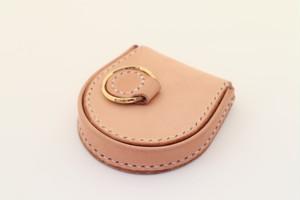 馬蹄型コインケース「Ring」※ロゴマーク有り