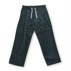 Ari Fat Lace Wide Pants - Petroleum -