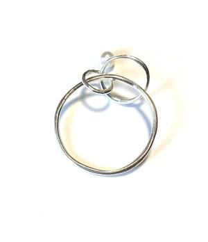 EC-002M-S 【Circle M2 earring】