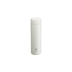 SEVEN SEVEN (セブンセブン) tsutsu tumbler (ツツ タンブラー) ステンレス真空ボトル・タンブラー (Powder White) 【270ml】