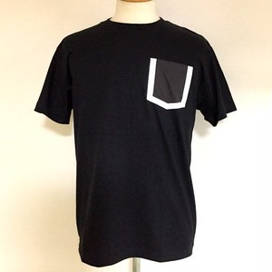 Seamless Pocket Cut & Sewn Black