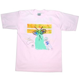 『Brandy Nicole Easter』1off flower patched Tee