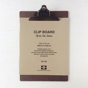 クリップボード O/S ブロンズA4
