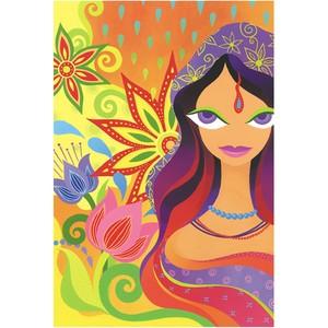 ポストカード『Asian Lady』