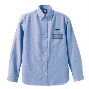 Bandana Oxford shirts [blue]