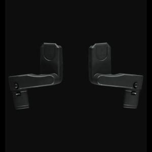 【11月下旬発売予定】Orange Lower Car Seat Adaptors:Orange 下部座席専用 カーシートアダプター