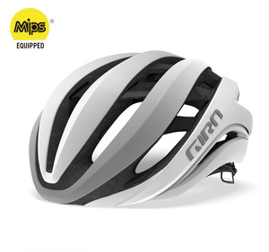 GIRO / AETHER MIPS AF (Matte-White-Silver)