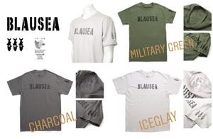 【BLAUSEA】ミリタリーTシャツ