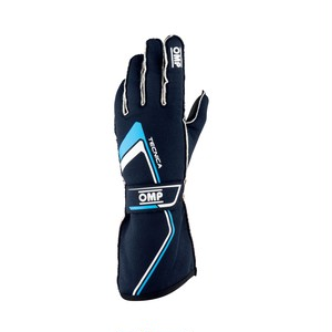 IB/772/BC TECNICA GLOVES MY2021 Navy blue/cyan