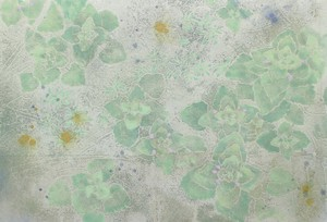加藤清香 「小宇宙」SM 日本画