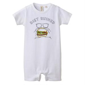 [ロンパース] Diet ruined