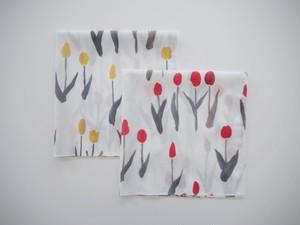 ハンカチ Tulip
